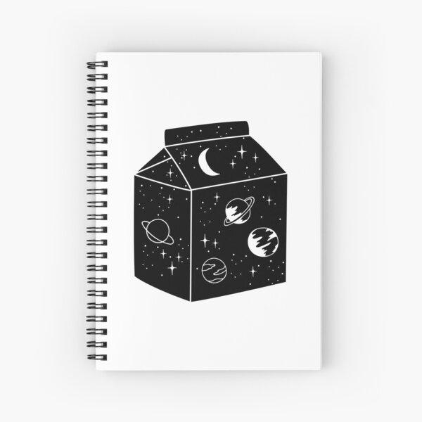 Milky way Spiral Notebook