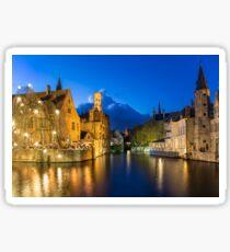 Brugge # 1 Sticker