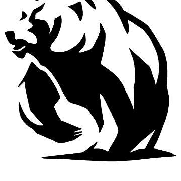 Bear  by red-rawlo