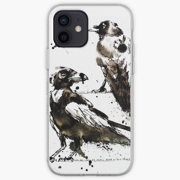Hugin & Munin iPhone Soft Case