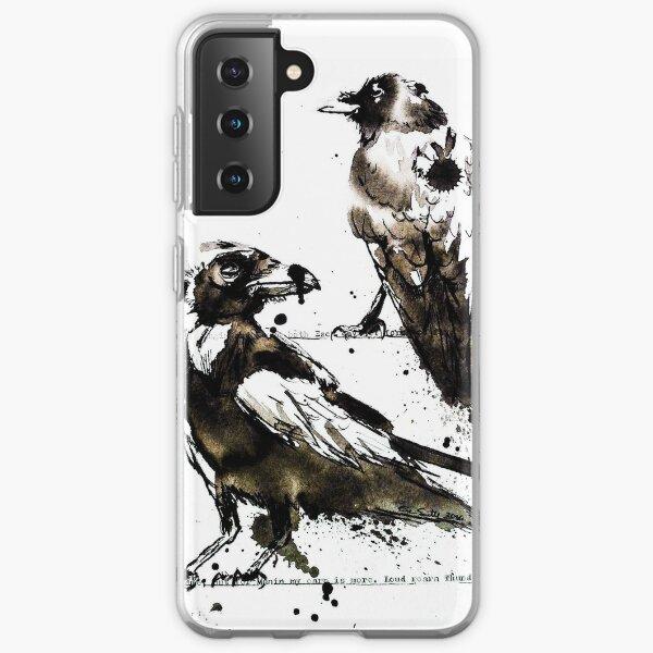 Hugin & Munin Samsung Galaxy Soft Case