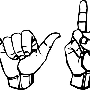 FYVM Sign Language by thehiphopshop