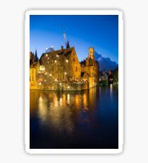 Brugge # 3 Sticker