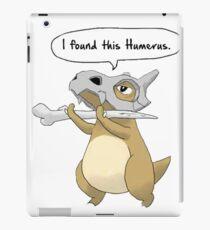 pokemon, humerus iPad Case/Skin