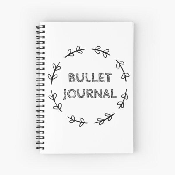 Journal de balle simple Cahier à spirale