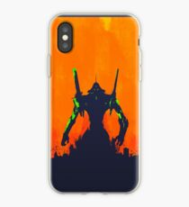 Evangelion iPhone Case