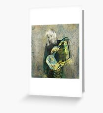 Crone Song Greeting Card