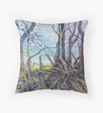 A World Away Throw Pillow
