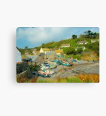 Cadgwith Cove Canvas Print