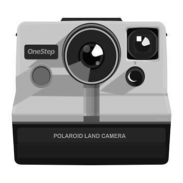 Camera insta - Photography (Polaroid design) by Moorean