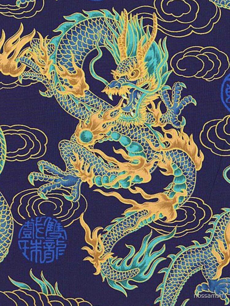 Dragon by nossamsh