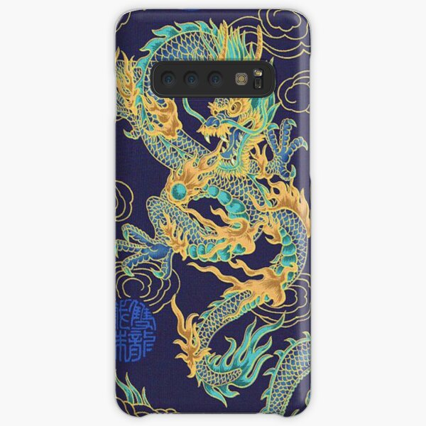 Dragon Samsung Galaxy Snap Case
