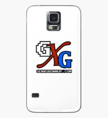 GenXGrownUp GXG Logo Case/Skin for Samsung Galaxy
