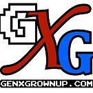 GenXGrownUp GXG Logo by GenXGrownUp Media