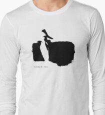 Anthony E. Mata Logo Long Sleeve T-Shirt
