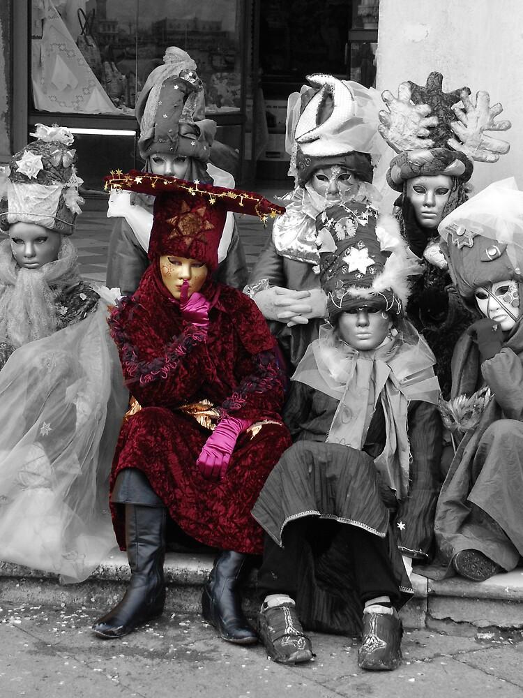 Girl in Red by jojobob