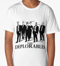 The Deplorables Long T-Shirt