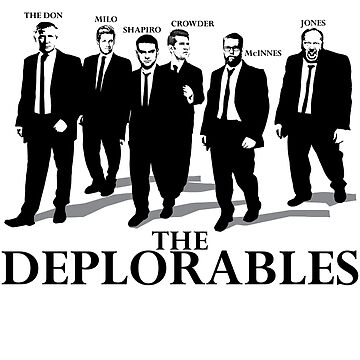 The Deplorables by Abili-Tees