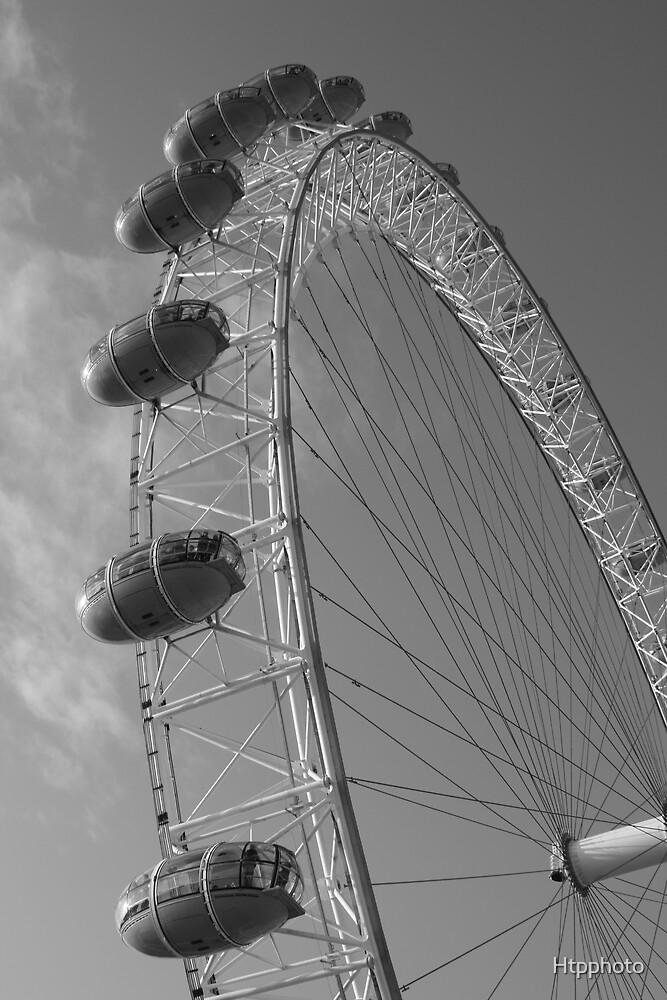 London Eye II by Htpphoto