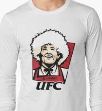 UFC-KFC - Khabib Nurmagomedov Long Sleeve T-Shirt