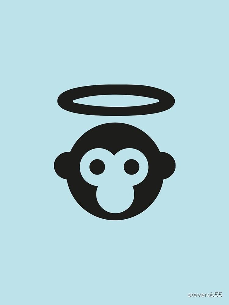 Monkey Gone to Heaven by steverob55