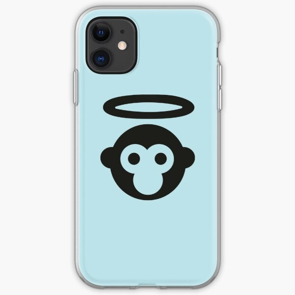 Monkey Gone to Heaven iPhone Soft Case