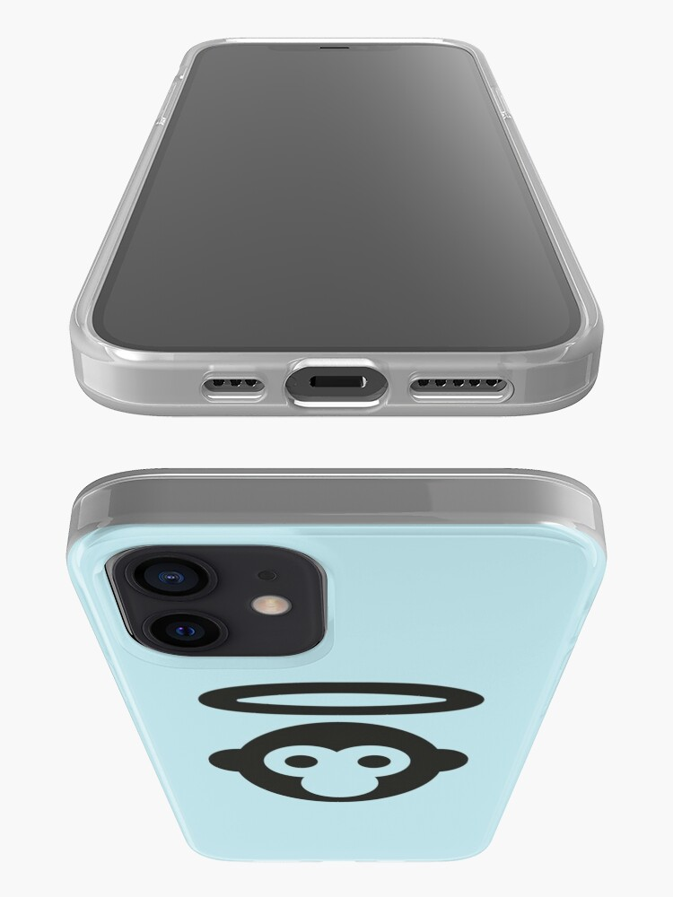 Alternate view of Monkey Gone to Heaven iPhone Case & Cover