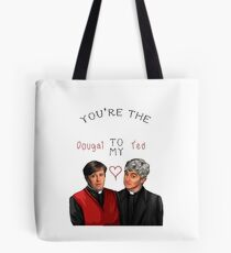 Father Ted Valentines Tote Bag