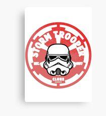 Classic Trooper Canvas Print