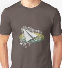 Paper Airplane 109 Unisex T-Shirt