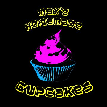 Max's Homemade CUPCAKES (yellow) by Minuik