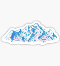 Cascades  Sticker
