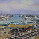 Boat Harbour, Williamstown (3) by Virginia  Coghill