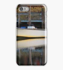 Waiting Patiently to Ride the High Tide iPhone Case/Skin