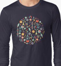 Science Studies Long Sleeve T-Shirt