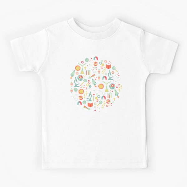 Science Studies Kids T-Shirt