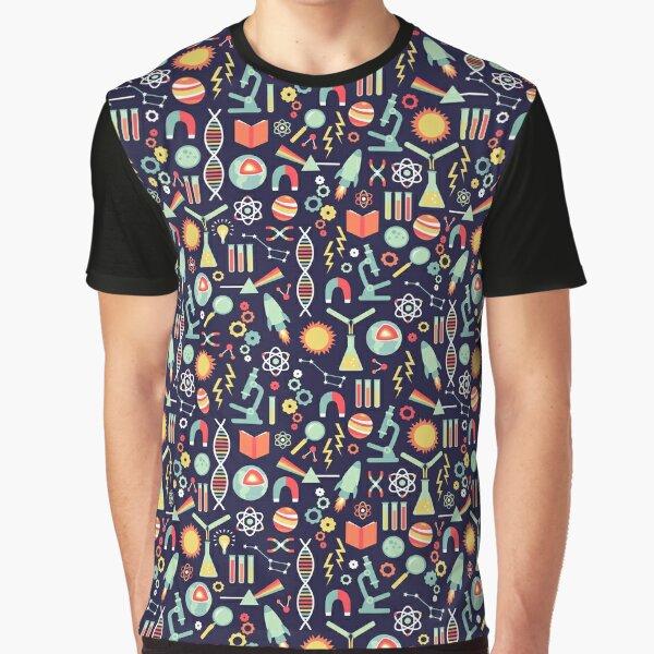 Science Studies Graphic T-Shirt