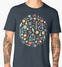 Science Studies Men's Premium T-Shirt
