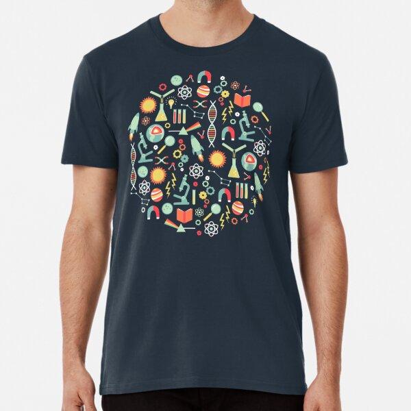 Science Studies Premium T-Shirt