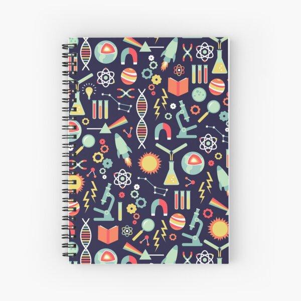 Science Studies Spiral Notebook