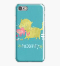 Meommy iPhone Case/Skin