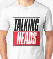 Camiseta ajustada Talking Heads - logo