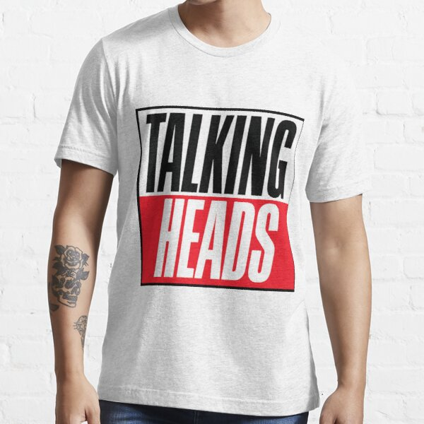 Talking Heads - logo Essential T-Shirt