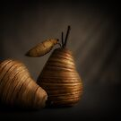 A Still Life with Pears by Mieke Boynton