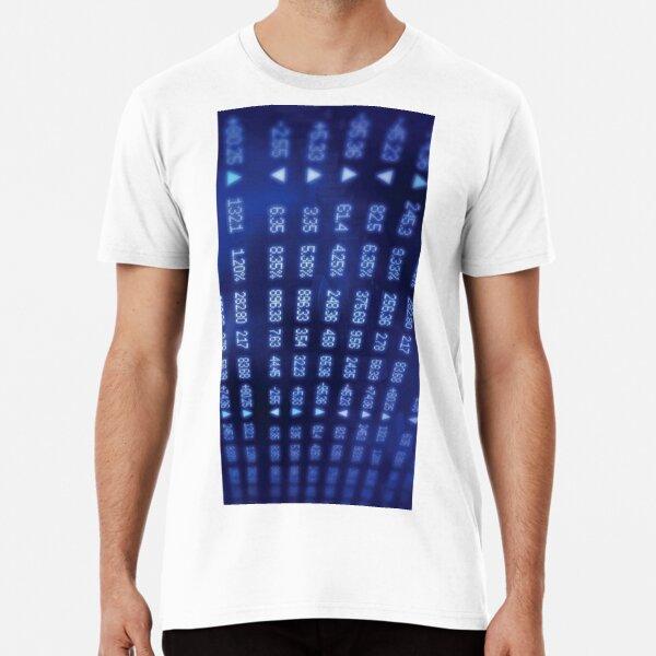 Numbers Premium T-Shirt