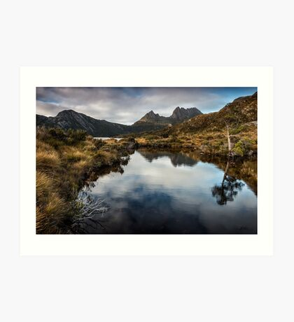 Cradle Mountain Reflections Art Print