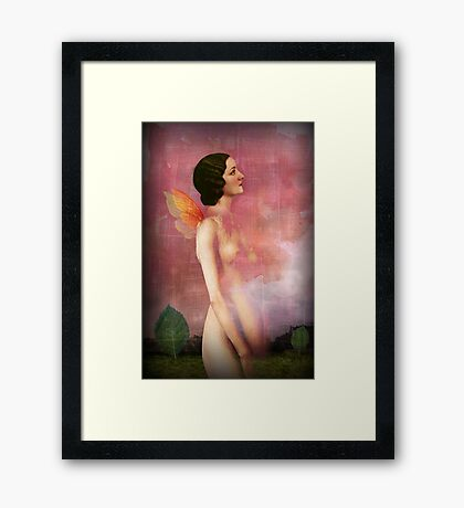 REMEMBER II Framed Print