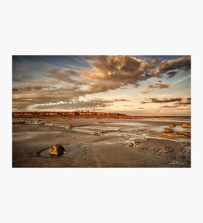 Gantheaume Point Photographic Print