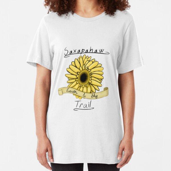 Saxapahaw Earth & Sky Slim Fit T-Shirt