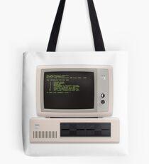 Material IBM PC Tote Bag